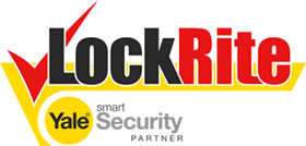LockRite Locksmiths Logo