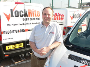 LockRite Locksmith Alan Hickman