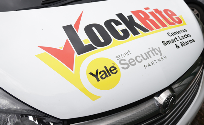 Locksmith Van - Front