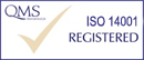 ISO 4001 Registered